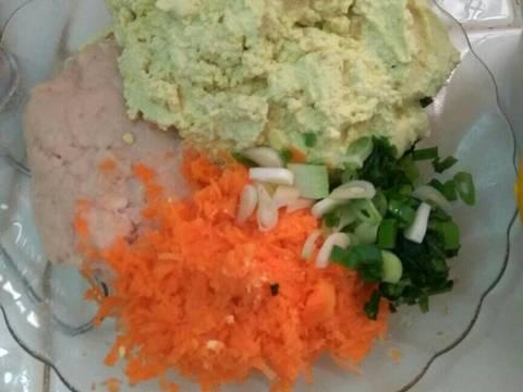 Resep Nugget Tahu ayam wortel oleh Yuliatun Khasanah Resep Nugget Tahu ayam wortel Kiriman dari Yuliatun Khasanah