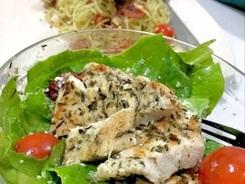Resep Ayam Panggang Teflon tanpa Minyak untuk Diet oleh ...
