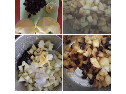 Apple pie goreng renyah