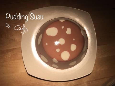 Pudding Susu