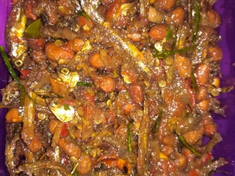 Sambal Kering Teri Kacang Super Pedas #BikinRamadanBerkesan