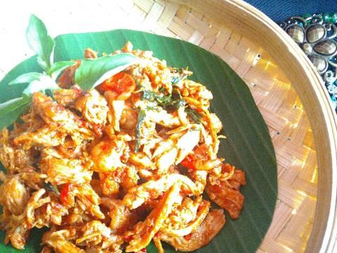 Ayam Suwir Kemangi #RabuBaru#BikinRamadhanBerkesan