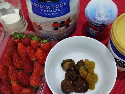 Resep Sehat Oatmeal Untuk Diet