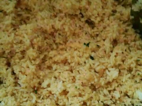 Nasi goreng bakar