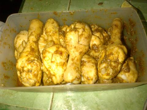 resep ayam bakar sereh oleh nur sabatiana   cookpad