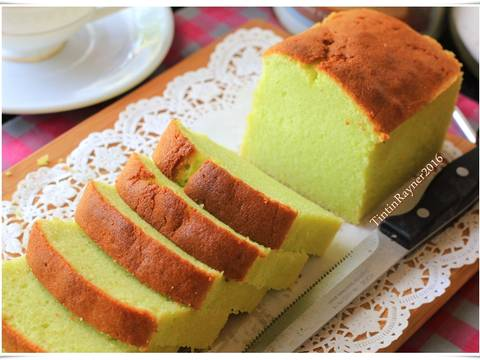 Condensed Milk Pound Cake Resep