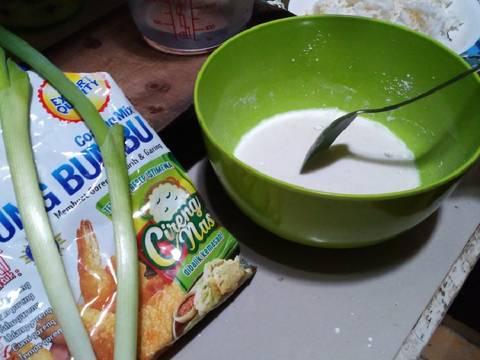 Cireng Nasi #BikinRamadhanBerkesan
