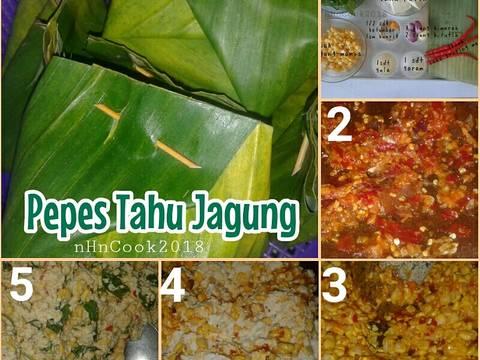 06. Pepes Tahu Jagung