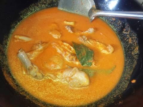 Ayam Rica-rica no kemangi