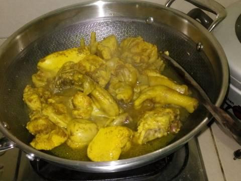 Ayam Serondeng Ungkep #Rabubaru