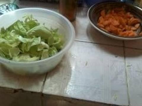 resep membuat makanan dari wortel