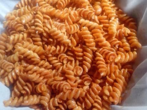 resep makaroni pedas asin oleh syahriani ekha   cookpad