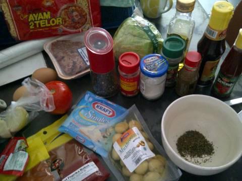 resep beef burger noodle bun oleh rini musriyah   cookpad