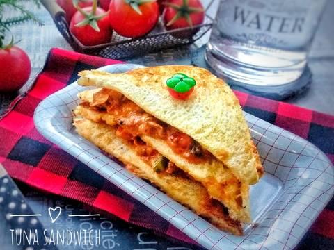 7.Tuna Sandwich #pekaninspirasi #bikinramadanberkesan