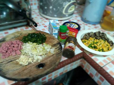 Nasi Delight ala @dapoerve #BikinRamadanBerkesan