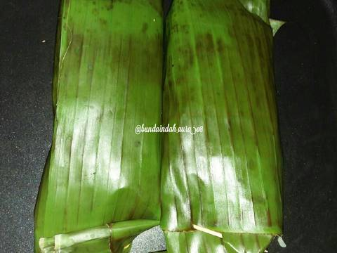 Nasi Liwet Bakar