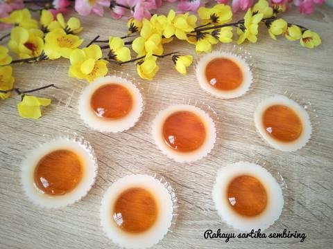 Puding telur ceplok #bikinramadanberkesan