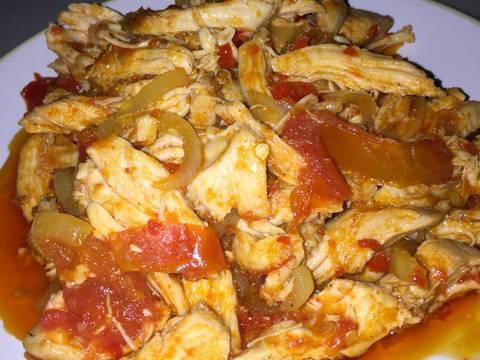 Ayam Suwir Balado #BikinRamadhanBerkesan