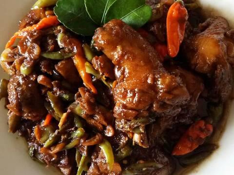 01. Ayam Cabai Hijau #BikinRamadanBerkesan