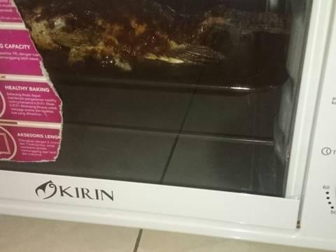 Ikan Bakar Oven