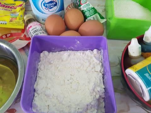 208. Rainbow Cake Ny.Liem versi Kukus Lapis ButterCream,Lembuuut