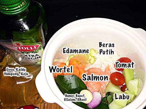 Mpasi Salmon Slow Cooker