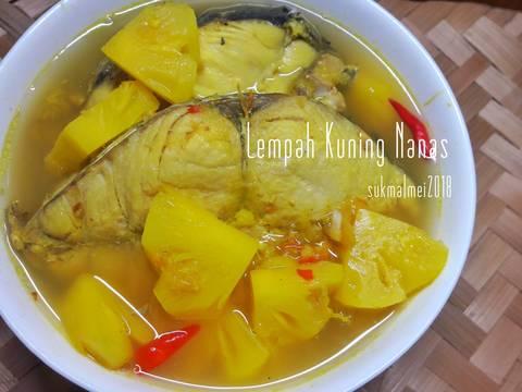10. Lempah Kuning Nanas #Rabubaru
