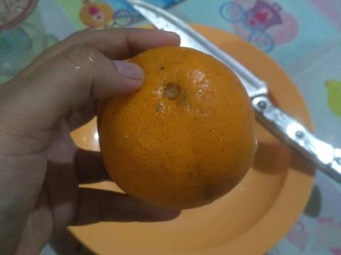 Es jeruk sunkist