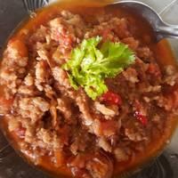 น้ำพริกอ่อง by Ni kenya