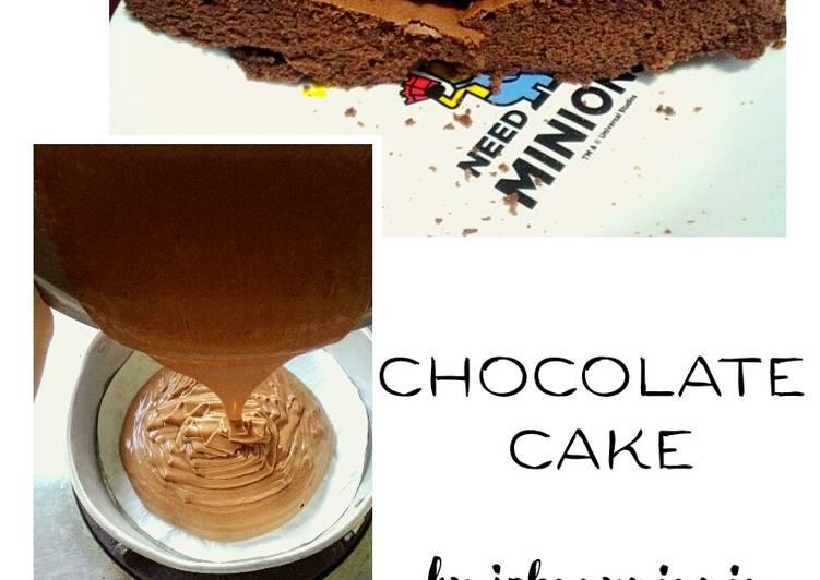 เค้กช็อกโกแลต #เบเกอรี่ง่ายๆ