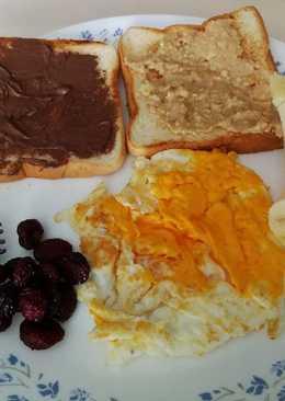 ชุดอาหารเช้าง่ายๆ ได้คุณค่าครบ