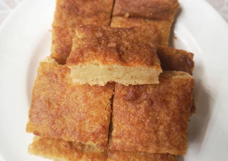 สูตร Psyllium Husk Butter Cake - Keto โดย Bunny Chan-Cookpad