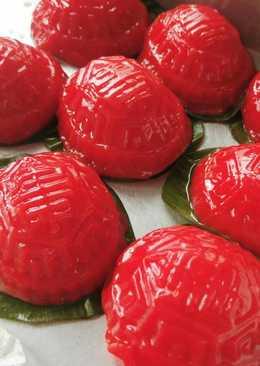 ขนมเต่าสีแดง (อั่งกู๊)