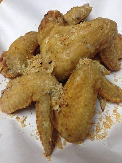 ปีกไก่ทอดเกลือ#อาหารไทยง่ายๆ