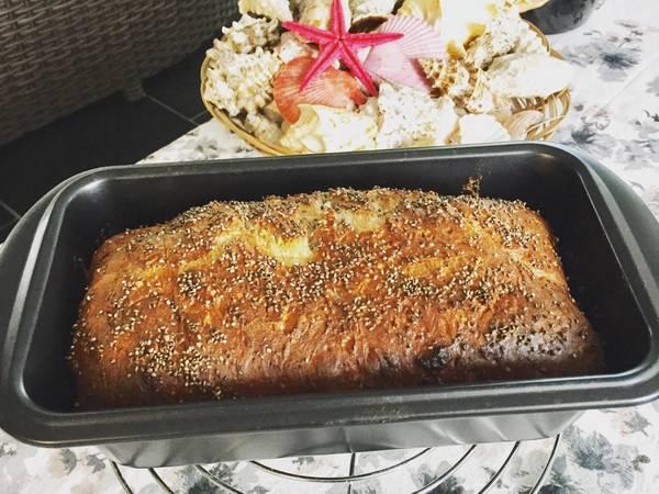 ขนมปังชาวเผ่าคีโต