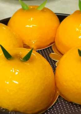 ส้มไส้ครีม#จานนี้ดีกินแล้วรวย