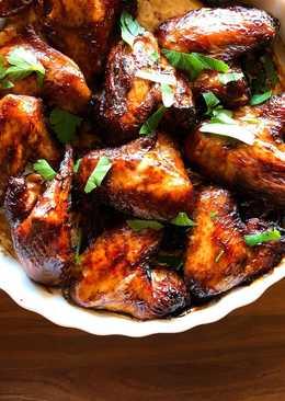 #ทำขายรวย ไก่อบซอสบาร์บีคิว ง่ายๆ สไตส์จุ๋ม chicken BBQ sauce