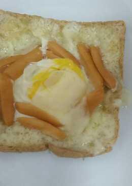 ขนมปัง ไมโครเวฟ