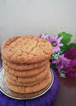 Peanut cookie #ทำขายรวย