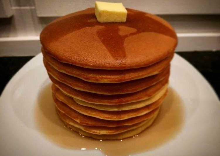 อเมริกันแพนเค้ก American pancakes