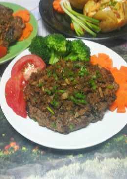 สเต็กเนื้อชาเลียปิน : Chaliapin Steak