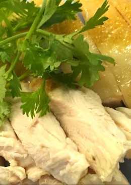 ไก่ตุ๋น(ทำข้าวมันไก่)
