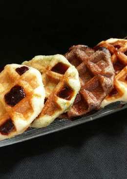 Belgian waffle หอมอร่อย