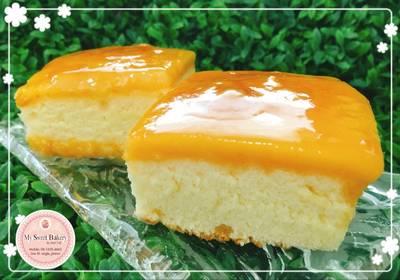Custard Chiffon Cake คัสตาร์ดชิฟฟ่อนเค้ก