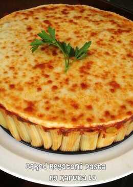 ~Baked Rigatoni Pasta~