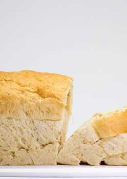ขนมปัง สูตรนุ่มนิ่ม (ปลอดสาร)