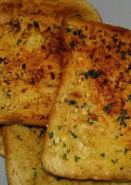 ขนมปังกระเทียม(โฮลวีต)