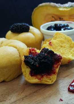 แยมมัลเบอร์รี่ (mulberry jam)
