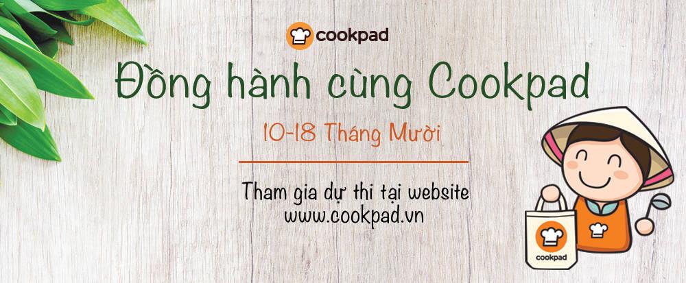 Đồng Hành Cùng Cookpad