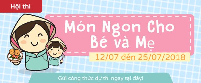 Món Ngon Cho Bé và Mẹ